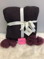 New Ugg Australia Duffield Throw Blanket 50 Quot X70 Quot Color