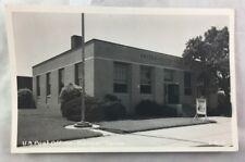Antique RPPC Real Photo Postcard Ranger Texas Post Office