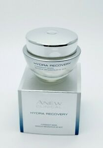 New Avon Anew Clinical Hydra Recovery Overnight Mask 50ml