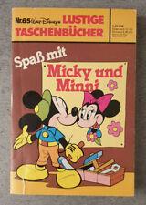 Erstausgabe/Erstauflage - LTB Nr. 65 - 4,80 DM / 1980 - Lustiges Taschenbuch
