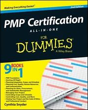 PMP Certification All-in-One For Dummies by Stackpole, Cynthia Snyder