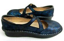ALEGRIA..PG LITE..DAY-741..DARK BLUE..MARY JANE..CLOGS / FLATS..sz 39
