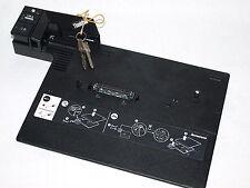 Lenovo IBM Dockingstation Typ 2504 für T60,T61, R61,T400,T500 etc. m. Schlüssel