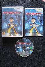 WII : ASTRO BOY - THE VIDEOGAME - Completo, ITA ! Dal film Astroboy ! Comp Wii U