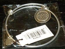 Bella Ryann Expandable Bracelet Celtic Love Knot Charm              *