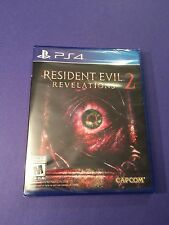 Resident Evil Revelations 2 *Limited Edition + Bonus DLC* (PS4)  NEW