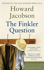 HOWARD JACOBSON __ THE FINKLER QUESTION __ BRAND NEW __ FREEPOST UK