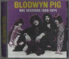 BLODWYN PIG- bbc sessions-1969-1974-CD-progressiv Rock