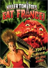 Killer Tomatoes Eat France!, USA - FASSUNG, uncut, NEU/OVP
