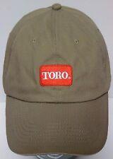 TORO LOGO Landscape Contractor Equipment Turf LAWN MOWERS Advertising Hat Cap