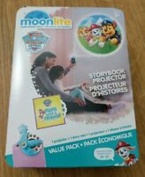 Moonlite Paw Patrol Storybook Projector Make Stories Shine NEW 3+ IOS Android