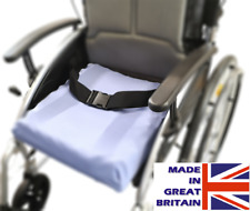 """Wheelchair Seat Belt - Lap Strap For Wheelchairs - Adjusts up to 70"""" Or 90"""" Long"""