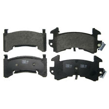 Disc Brake Pad Set-RWD Front,Rear Federated MD154