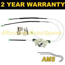 FOR VW GOLF MK4 1997-06 3 DOOR FRONT LEFT WINDOW REGULATOR REPAIR KIT WRK140