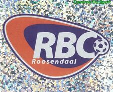 223 BADGE SCUDETTO ROOSENDAAL.BC RBC NETHERLANDS STICKER VOETBAL 2004 PANINI