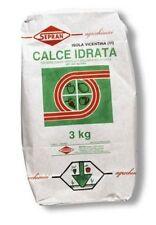 CALCE IDRATA SEPRAN SOLUBILE SUPER VENTILATA AGRICOLTURA, PIANTE DA FRUTTA KG. 3