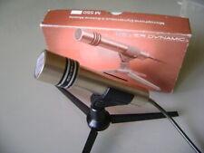 Beyer M550 LM Beyerdynamic vintage omnidirectional microphone XLR w/ clip stand+