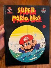 Nintendo Super Mario Bros. #1 - French edition - 1992 - Picture Book