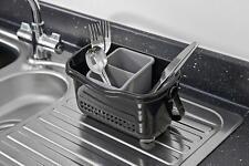 Kitchen Sink Tidy Utensils Wash Basin Space Saving Storage Organiser Shelf Caddy