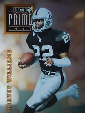 NFL 077 Harvey Williams RB Running Back Play off Prime 1996