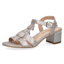 Caprice Da. Sandalette, Gr. 39 (6,0), echt Leder, weiches Fußbett, 28209