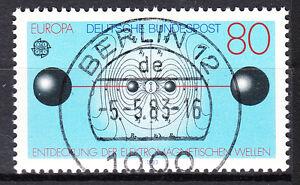 BRD 1983 Mi. Nr. 1176 gestempelt BERLIN 12 , mit Gummi TOP! (16745)