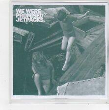 (FN291) We Were Promised Jetpacks, Roll Up Your Sleeves - 2009 DJ CD