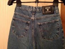 NWT VERSACE JEANS COUTURE SIZE 28 X 30 TAGGED AT $225 LAST PAIR! NEW 100% COTTON