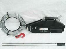 More details for wire rope pulling hoist winch 3200kg (ace 3.2t lifting 5t puller with 20m rope)
