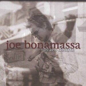 JOE BONAMASSA - Blues Deluxe - CD - NEU/OVP