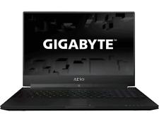 GIGABYTE AERO 15X 15.6 inch (512GB,Core i7 8th Gen.,2.2GHz,16GB) Laptop - Black - AERO151070BK81