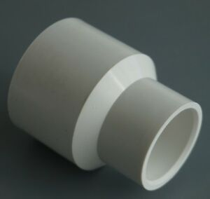 "2""to 1.5""PVC Pipe Extender Fitting,Adaptor 2""x1.5"" Swiming pool"
