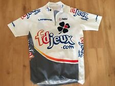 Men's NALINI Cycling Jersey FDJEUX LAPIERRE SIze Medium