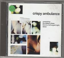CRISPY AMBULANCE - the plateau phase CD