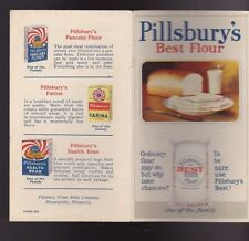 Pillsbury's Best Flour Brochure Recipes 1924