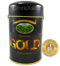 Cameron Valley Premium Quality Gold Tea Leaves Foil Sealed in Tin Container