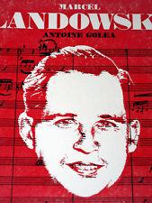 MARCEL LANDOWSKI 1915-99 Pont-l'Abbé Finistère Musique
