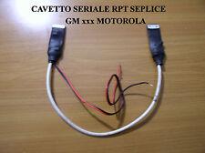 CAVO INTERFACCIA COR PER PONTE RIPETITORE GM 340  MOTOROLA e ALTRI  ....