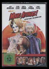 DVD MARS ATTACKS - JACK NICHOLSON + GLENN CLOSE + PIERCE BROSNAN - TIM BURTON **