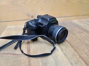 Pentax 645z with Pentax DFA 55mm 2.8 lens kit