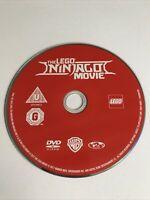 The LEGO NINJAGO Movie DISC ONLY DVD