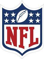 NFL Football Color Logo Sports Decal Sticker - Free Shipping Cornhole
