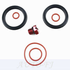 viton nitrile o-rings with bleeder screw fits 01-10 duramax lb7 lly lbz