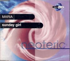 Sunday Girl Maria CD Single