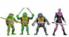 Teenage Mutant Ninja Turtles: Turtles in Time 7� Scale Figures Series 1 – Bundle
