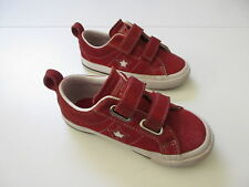 Boy's CONVERSE 'One Star' Sz 9 US Casual Shoes VGCon Suede | 3+ Extra 10% Off