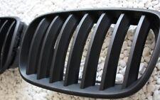 GRILL KÜHLERGRILL SET passend für BMW E71 X6 SCHWARZ MATT NIEREN-ERSATZ