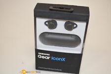 Samsung Gear IconX Fitness Tracker In-Ear Only Wireless Headphones Black SM-R150