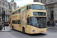 New bus for London - Borismaster LT267 6x4 Quality Bus Photo B