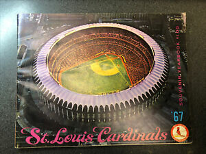 1967 St. Louis Cardinals Yearbook